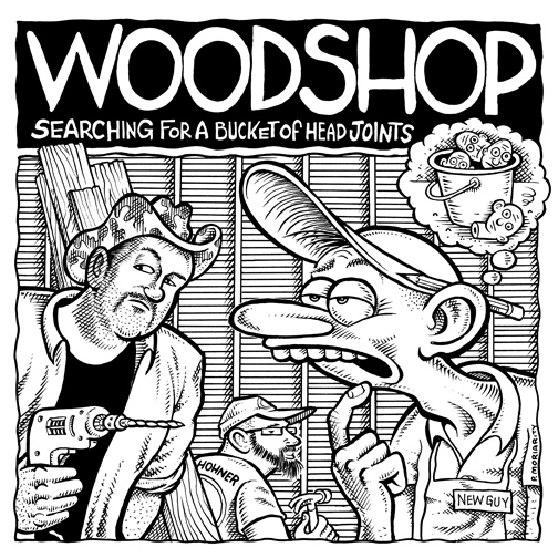 WOODSHOP-SEARCHIN